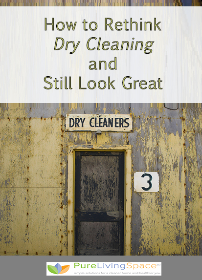How to Rethink Dry Cleaning and Still Look Great