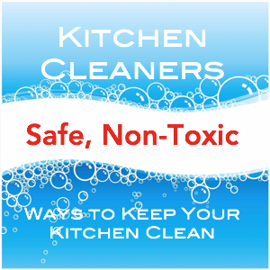All Natural Kitchen Cleaners